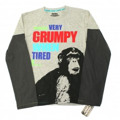 obrázek Domácí triko/triko na spaní s výrazným potiskem
