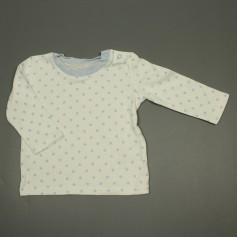 obrázek Kojenecké triko s hvězdičkami