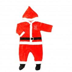"obrázek Sametový overal ""Santa Claus"""
